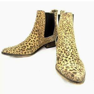 IVYLEE Copenhagen Anthro Stella Leopard Boots 37